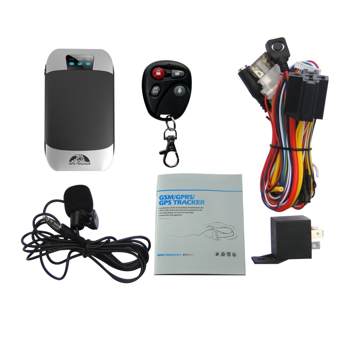 vehicle gps tracker 2